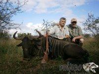 Poľovačka Afrika
