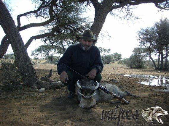 Poľovačka Namíbia